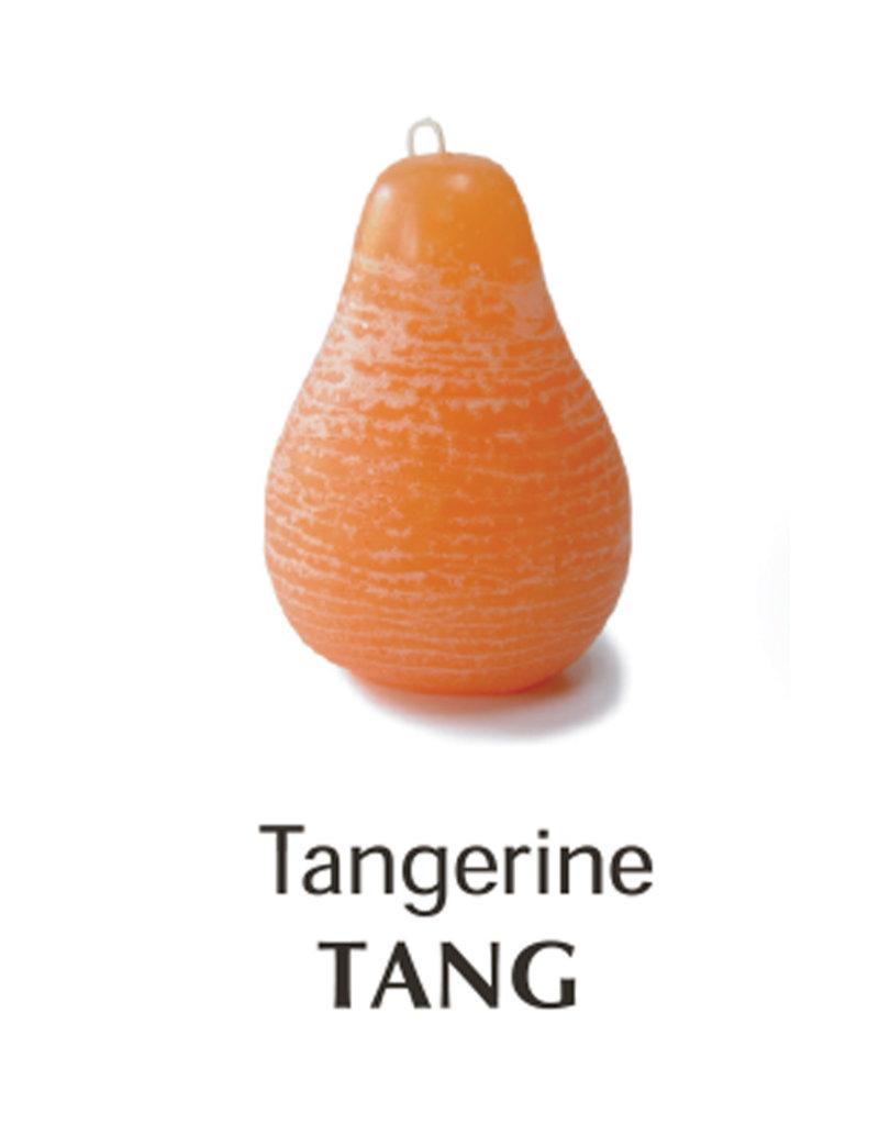 Vance Kitira Timber Pear Candle, Tangerine
