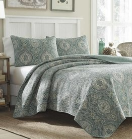 New New Horizons Wendy Queen Quilt & Shams