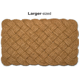 Abbott Doormat - Large Rope