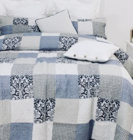 New New Horizons Brampton Quilt/Shams, King