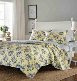 New New Horizons Tiffany Quilt Set - King