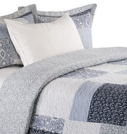 HB  Promotions Laurie Quilt Set - Queen