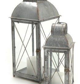 ADV Large Galvanized Lantern