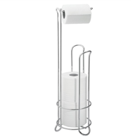 Inter Design Classico Roll Stand - Chrome