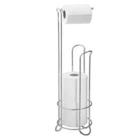 Inter Design Classico Roll Stand - Chrome