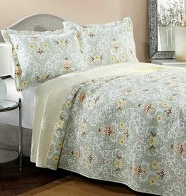 New New Horizons Sheffield Quilt Set - Queen