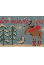 Danica Doormat - Nice Weather Eh?