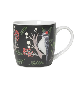 Danica Mug - Winter Birds