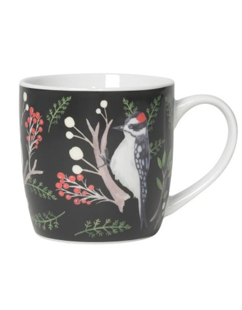 Danica Mug - Winter Birds
