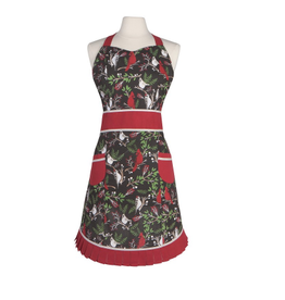 Danica Apron - Winter Birds
