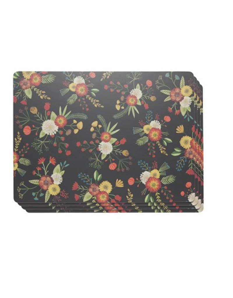 Danica Goldenbloom - Cork Backed Placemat S/4