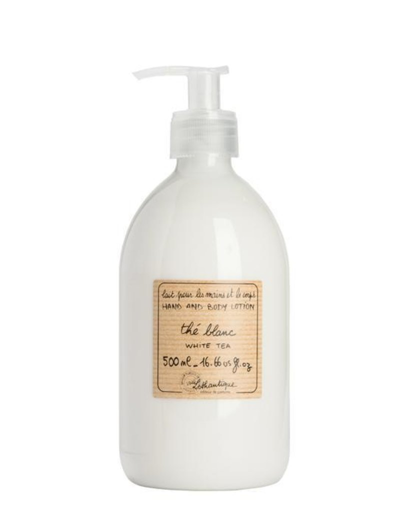 Lothantique White Tea - Hand & Body Lotion