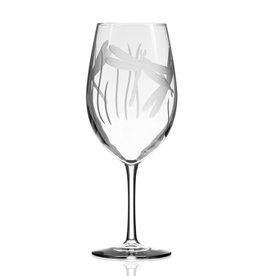 Rolf Glassware Dragonfly - Wine Glass (18 oz)