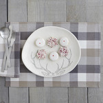 Harman Frosted Check Tabletop Collection