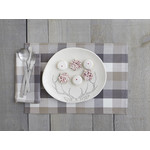 Frosted Check Tabletop Collection
