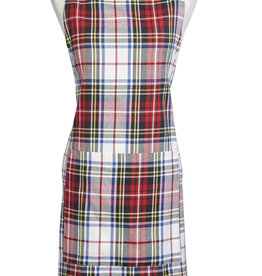 Harman Scottish Plaid Apron