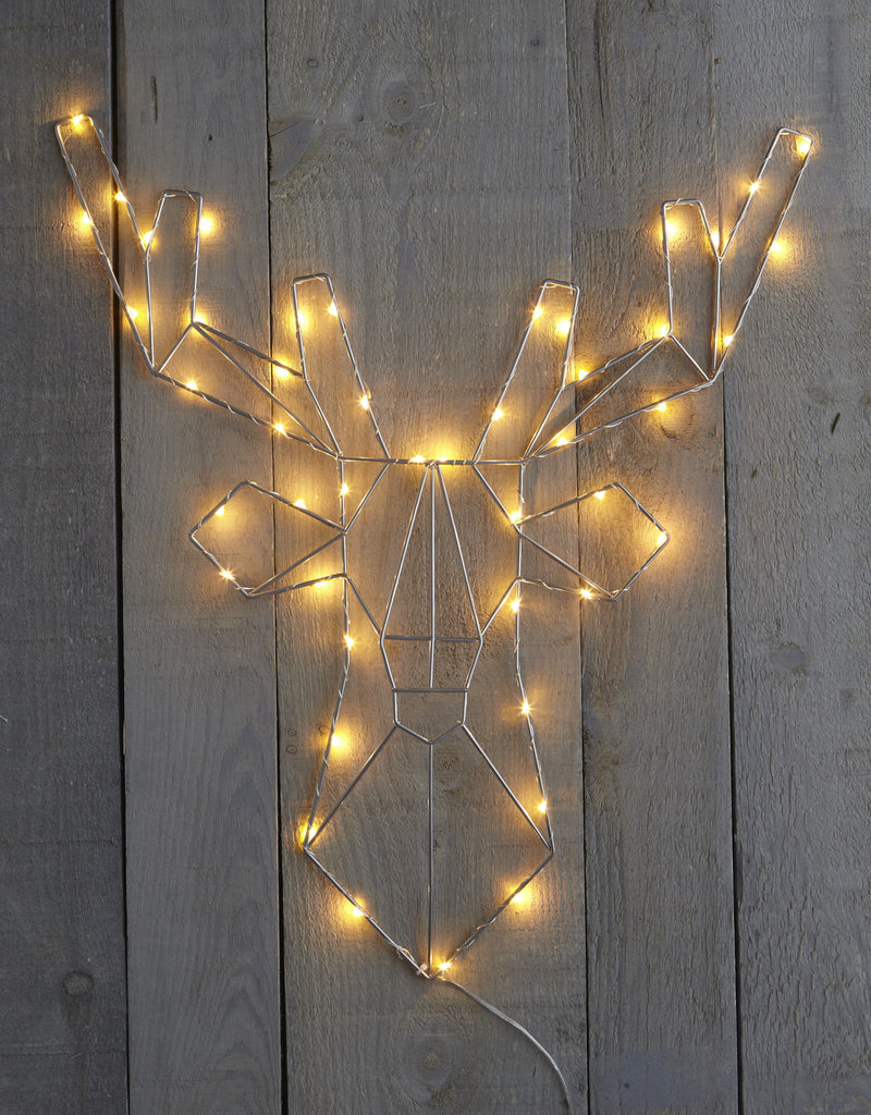 Harman Light-Up Stag Head