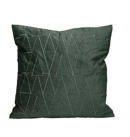 Harman Toss Pillow - Velvet Forest 18x18