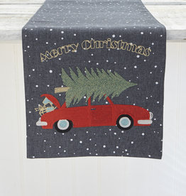Harman Merry Christmas Car Table Runner