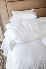 Northern Feather Duvet - Hotel White Down King