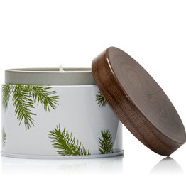 Thymes Frasier Fir Collection, Candle in Tin