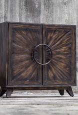 Uttermost Kohana Console Cabinet
