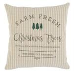 Classic Home Toss Pillow - Farm Fresh 18 x 18