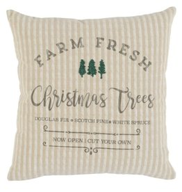 Classic Home Toss Pillow - Farm Fresh 18 x 18