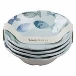 Tag ltd Melamine Bowls S/4 - Fish