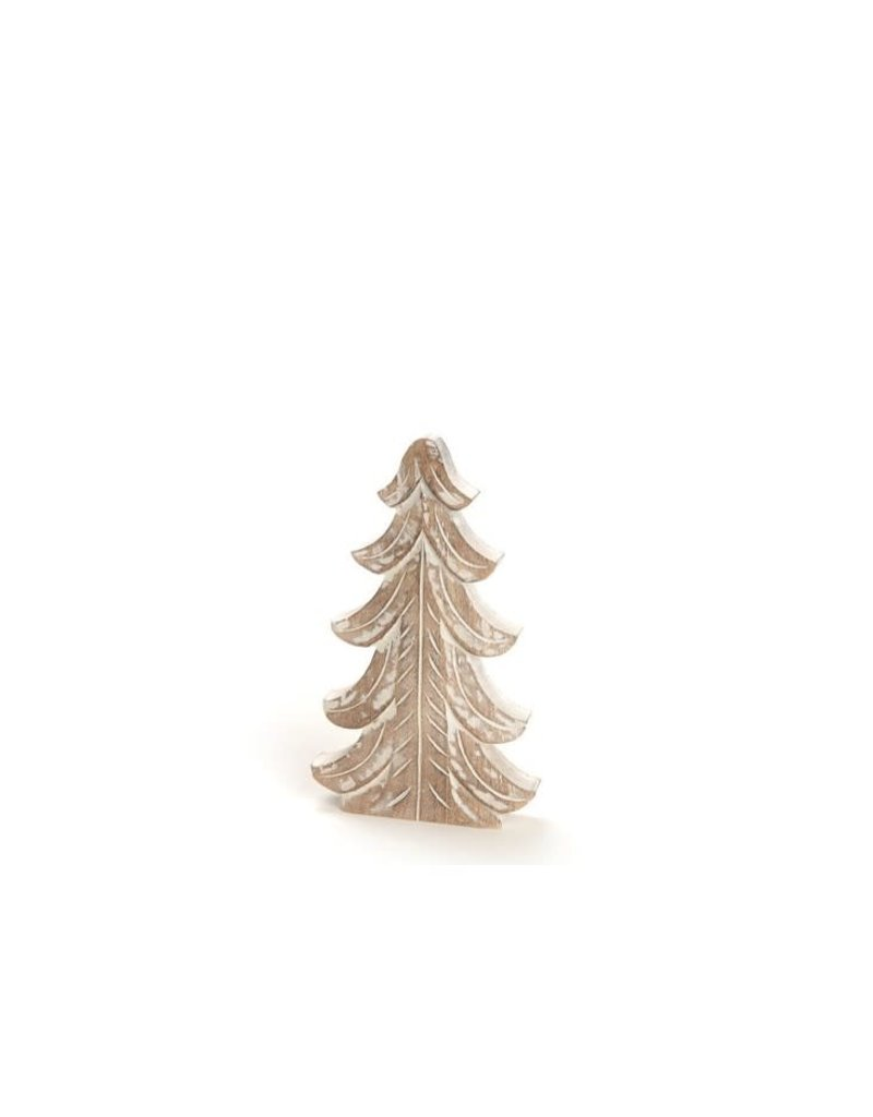 The Pine Centre Wooden Christmas Tree - Small