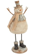 ADV Christmas Standing Snowman