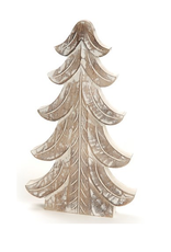 The Pine Centre Wood Christmas Tree - Large