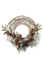 ADV Vine & Berries Christmas Wreath