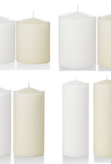 Hofland Pillar Candle, Ivory 3x8