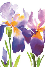 PPD Purple Iris Lunch Serviette