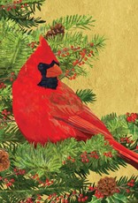 PPD Yuletide Cardinal, Lunch