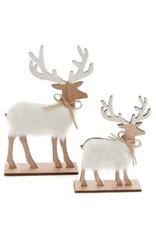 """ADV Furry Wood Deer - 10"""""""
