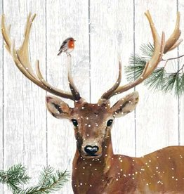 Paper Products Design Robin & Deer