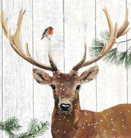 PPD Robin & Deer Serviettes