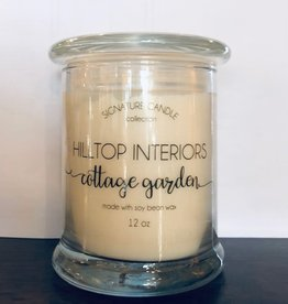 Natuur Candles Hilltop Candle - Cottage Garden
