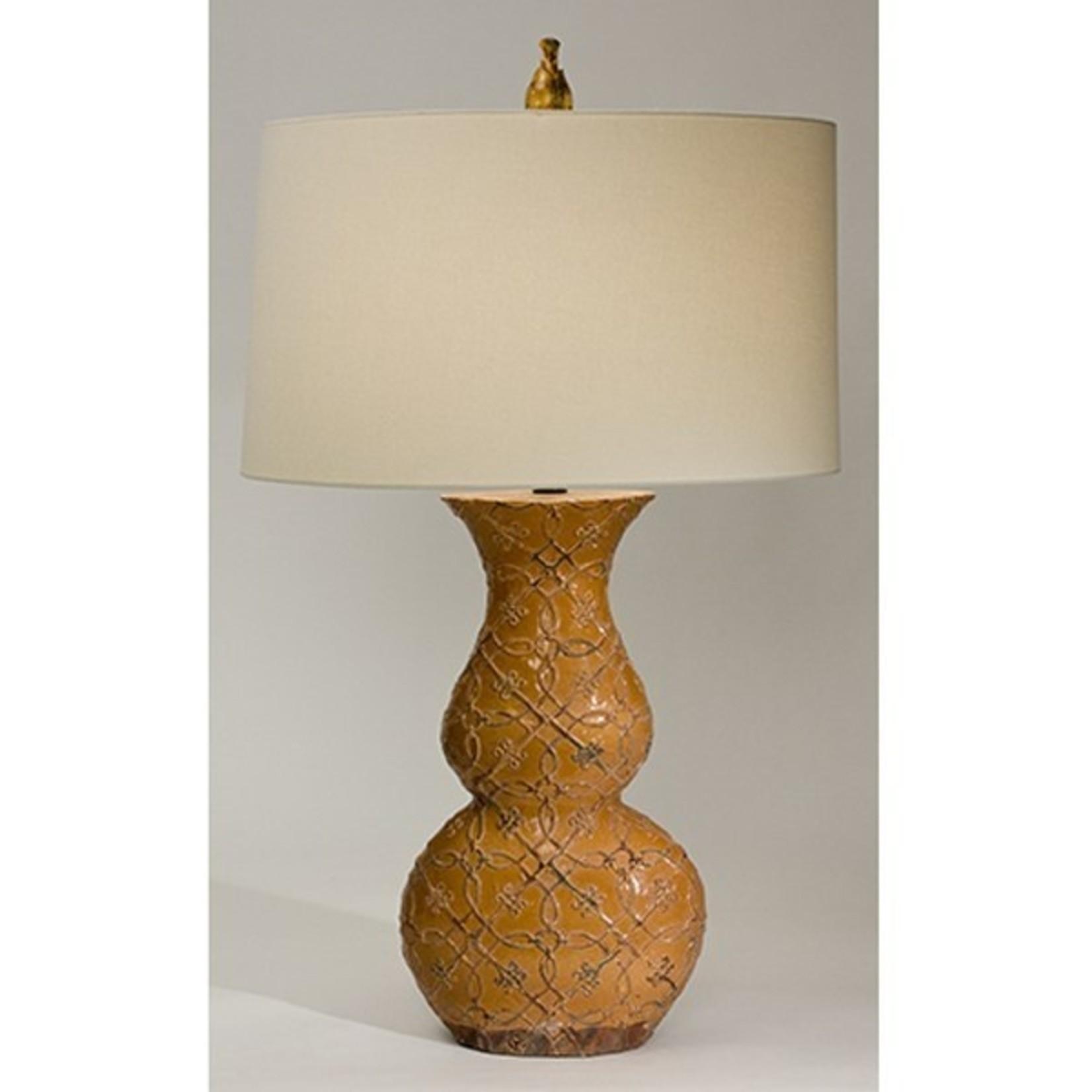 The Natural Light Torta Table Lamp