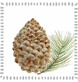 PPD Pine Cone Nature Lunch Serviette
