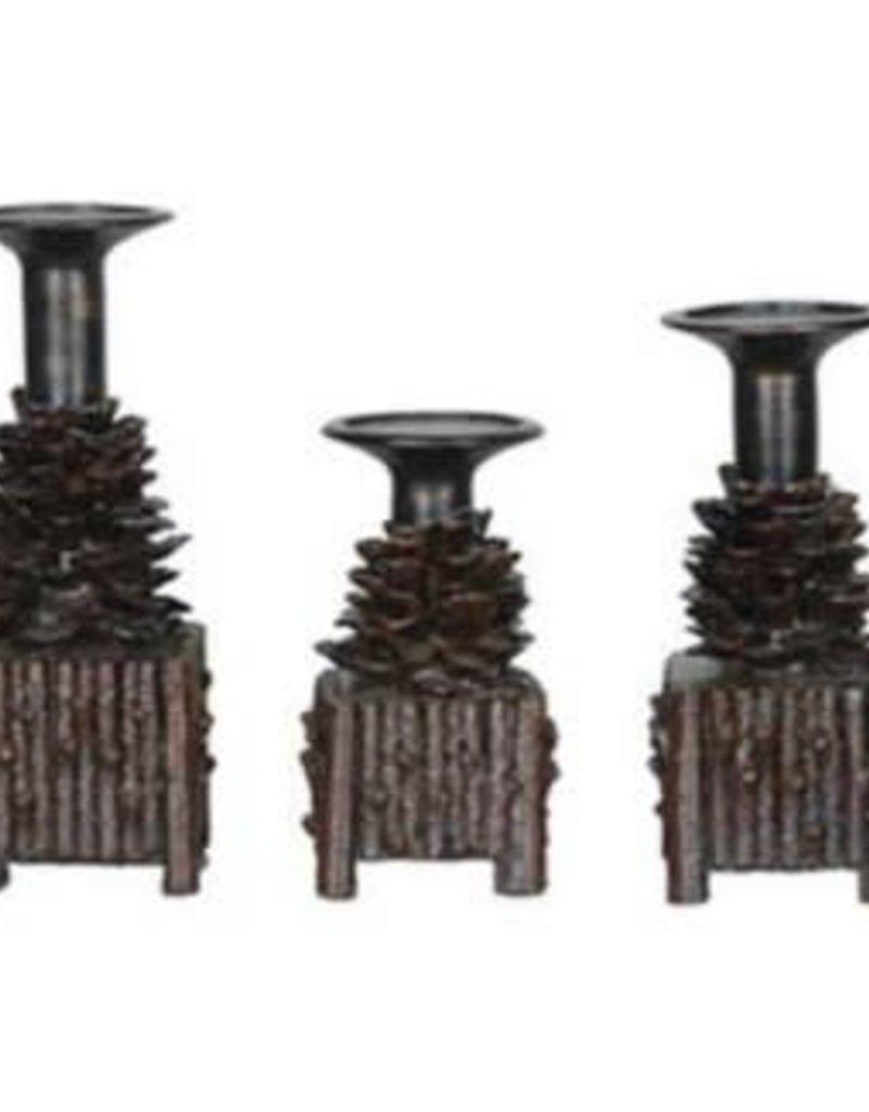 Crestview Candleholder, Set of 3