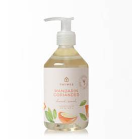 Thymes Mandarin Coriander Collection - Hand Wash