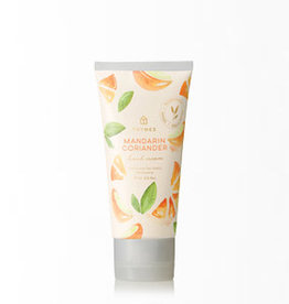Thymes Mandarin Coriander Collection - Hand Cream