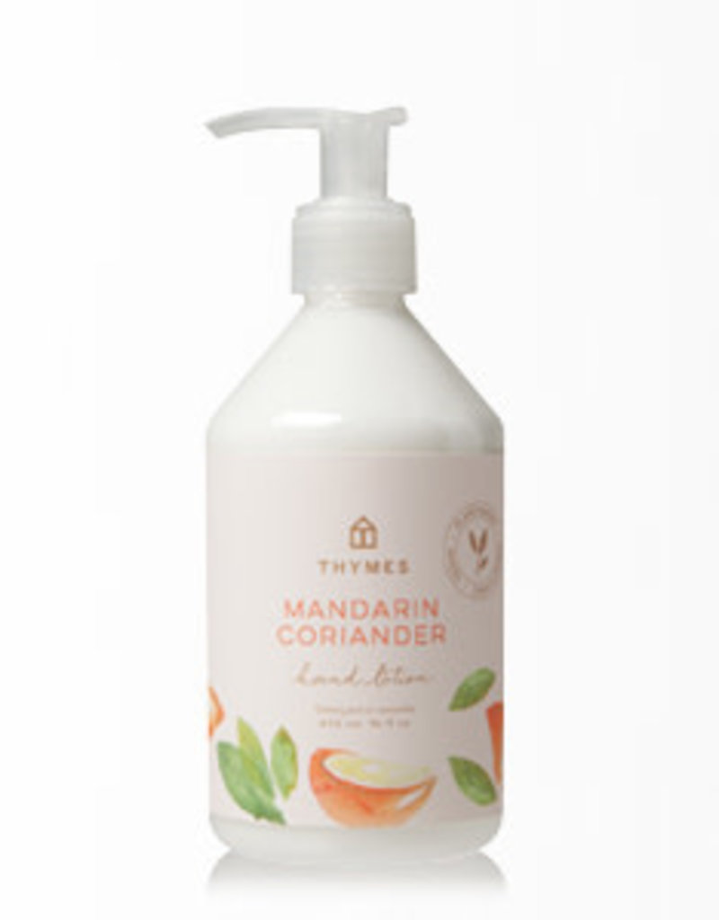 Thymes Mandarin Coriander Collection - Hand Lotion