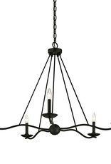 Hudson Valley Sawyer 5-Light Chandelier