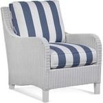 Braxton Culler Gibraltar Linen Wicker Chair