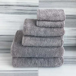 Hammam Bath Towel - Marble Grey