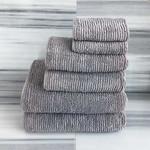 Rogitex Inc Hammam Hand Towel - Marble Grey